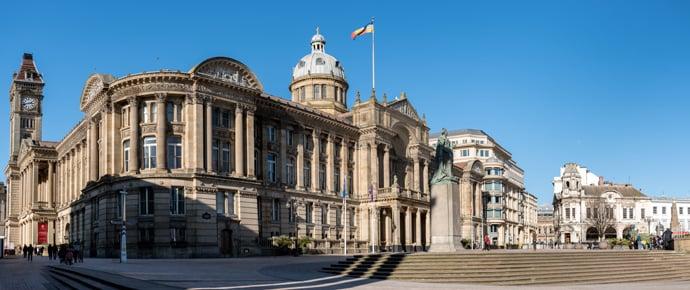 Avison Young secures major Birmingham City Council property investment brief
