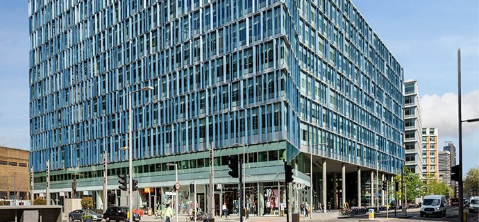 Recovery continues for London office market in Q2 2021
