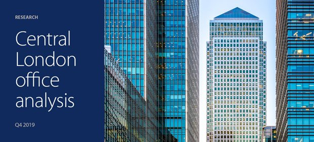 Central London office investment surpasses 10-year average following alleviated uncertainty at year-end