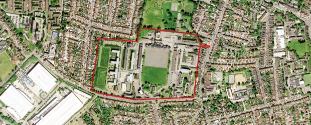 Cavalry Barracks brought to market as residential development opportunity