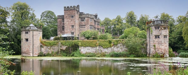 Avison Young brings historic Caverswall Castle to market