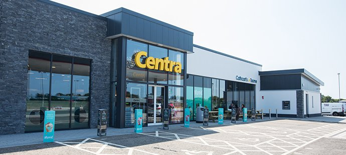 Avison Young secure Centra as anchor for new Toome Forecourt development