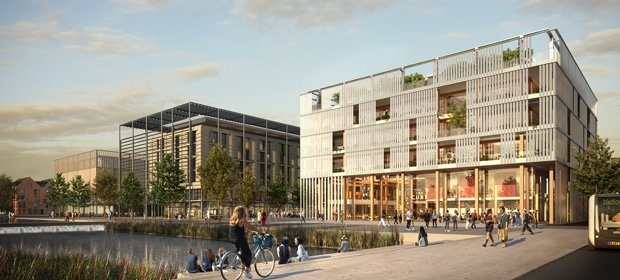 Avison Young appointed to Cheltenham's Cyber Central