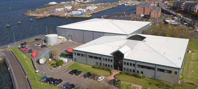 Ferguson Marine commits to expansion at Greenock site