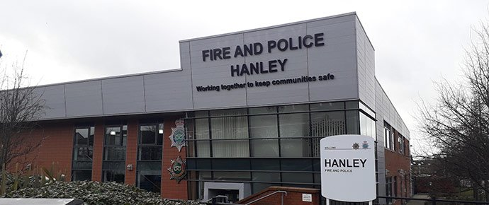 Avison Young supports delivery of new Fire and Police station in Hanley