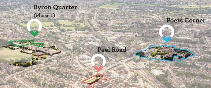 Next chapter in Harrow multi-million-pound regeneration as Council announce development partner