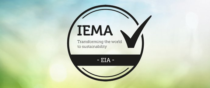 Avison Young's Environmental Planning Team awarded IEMA Quality Mark