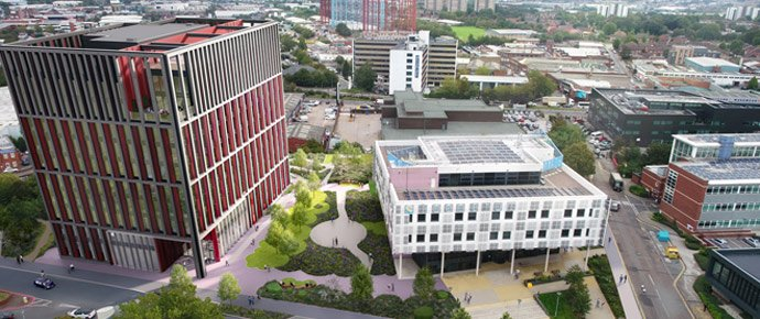 Expansion of Innovation Birmingham campus given the go ahead