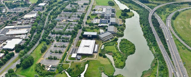 Avison Young appointed to manage 120-acre office campus in Portsmouth