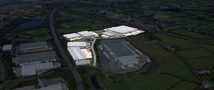 Avison Young appointed to 1.1 million sq ft Bristol logistics scheme