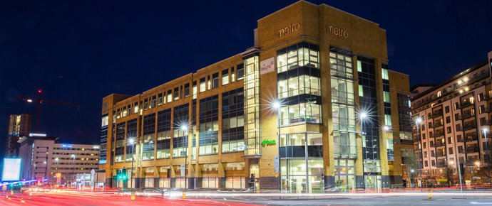 Her Majesty's Courts and Tribunals Service takes final space at Metro, Salford