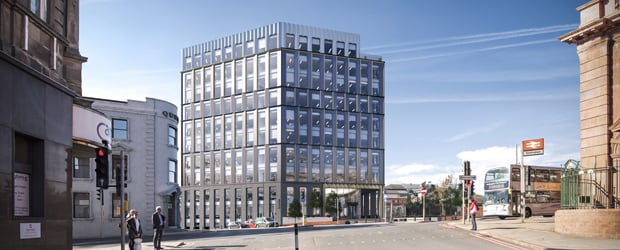 Avison Young Appointment on Nottingham's Government Hub Scheme