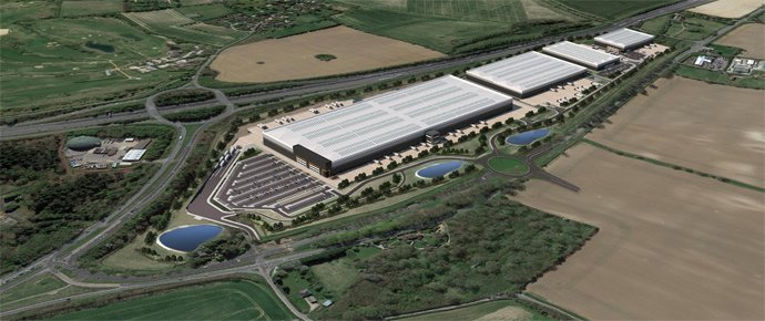 New distribution hub will bring up to 1,500 new jobs