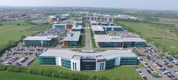 Major North East Business Park at Quorum snapped up by Shelborn