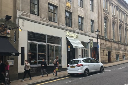 Avison Young secures five new bars and restaurants in Birmingham city centre