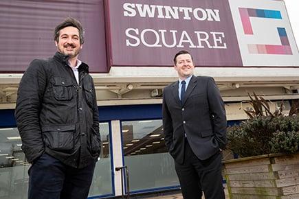 Swinton Square receives DWP investment