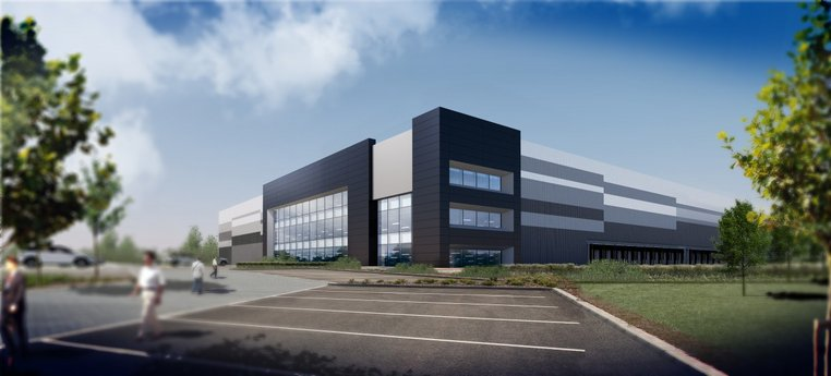 Avison Young advised IM Properties on what is believed to be the UK's largest ever industrial building
