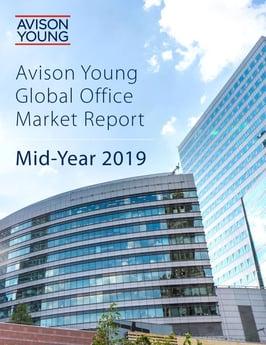 에비슨영 (Avison Young)  2019년 상반기 글로벌 오피스 시장 보고서 발간