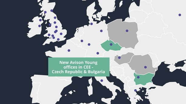 Avison Young is expanding in CEE