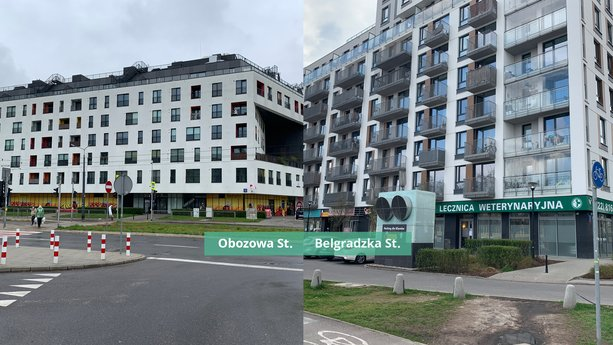 Centerscape acquired two retail units in Warsaw