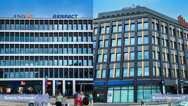 FLE GmbH acquires Brama Portowa I & II
