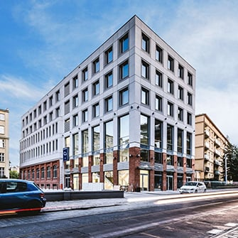 Delta 44 office building changed hands