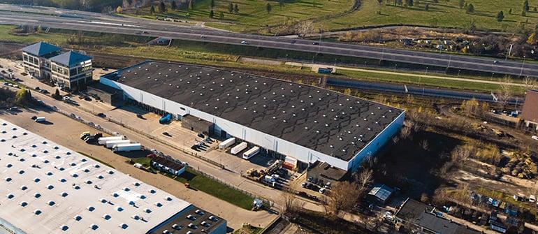 Bokserska Distribution Center sold