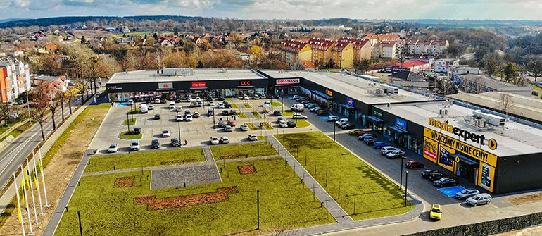 Pasaż Chełmiński acquired by LCP
