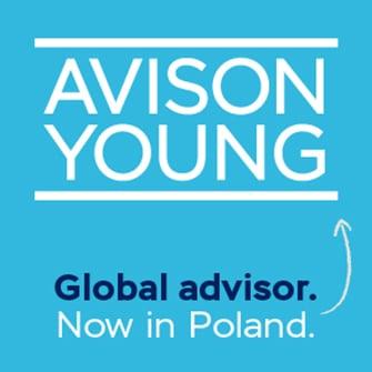 Avison Young already in Poland!