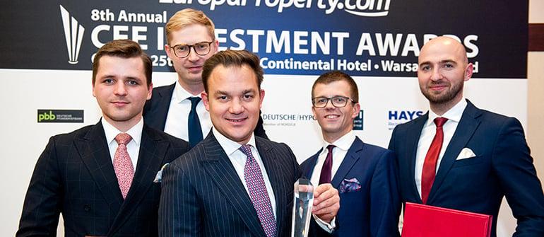 GVA Polska with new market awards!