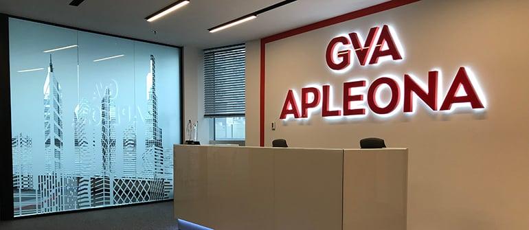Apleona GVA's new office