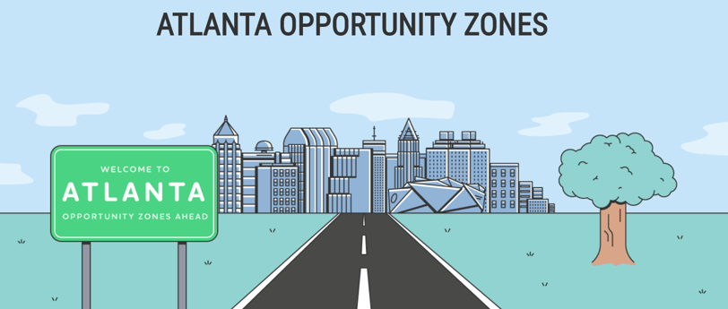 OPPORTUNITY ZONE INVESTORS FOCUSING ON ATLANTA'S 'LOW-HANGING FRUIT'