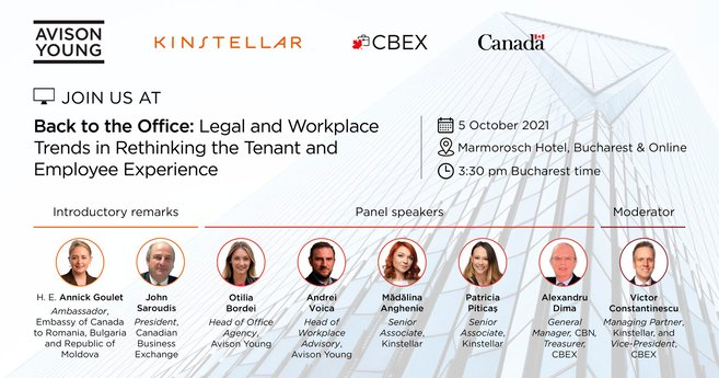 Back to the Office: Legal and Workplace Trends in Rethinking the Tenant Experience