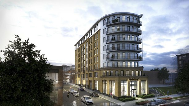 Avison Young Selected to Market Sale of Premier Property Approved for Multifamily Complex in Coveted DC Submarket