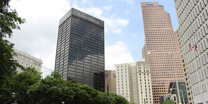 Avison Young Atlanta Office Brokers 10-year Lease for The Boston Consulting Group at 100 Peachtree