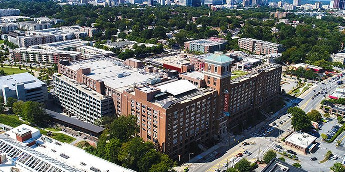 Avison Young Brokers Five-Year Sublease with Instacart at Ponce City Market