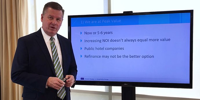 Avison Young Hospitality Group Releases Timely Video Discussing Q2 Hospitality Trends
