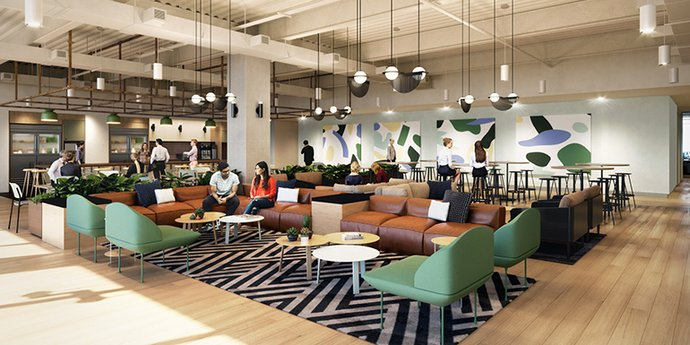 WeWork's First Decade Gives Hints of Challenges Ahead