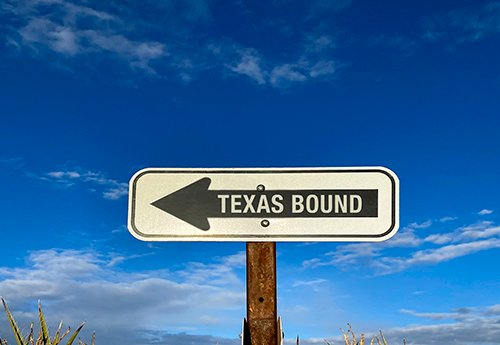 The Great Texas Land Rush