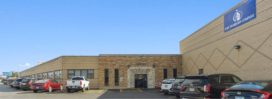 Avison Young completes 149,474-SF industrial sale in Chicago
