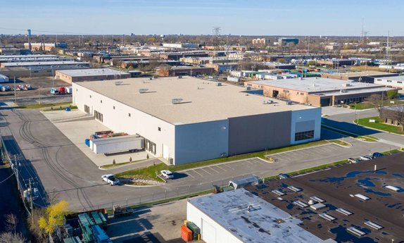 Avison Young represents landlord and tenant in long-term industrial lease