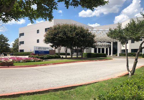 Dallas Property Management Division awarded four-building medical office property
