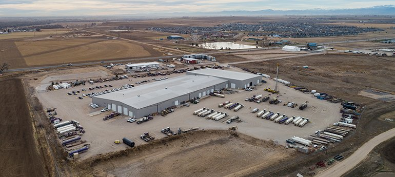 Avison Young completes $13 million sale-leaseback of Ranger Energy Services Mission Critical industrial facility in Milliken, CO