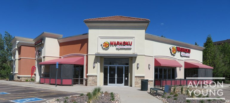 $2.7 Million Sale of Strip Retail Center in Lone Tree, CO