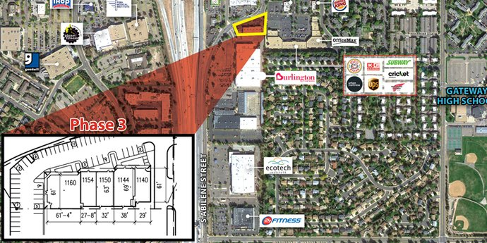 Avison Young brokers sale of 11,710-sf retail center in suburban Denver