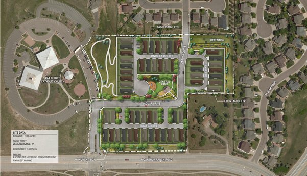 Avison Young brokers sale of 10.37 acre site in Highlands Ranch, CO