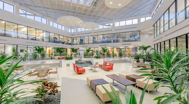 Avison Young completes $12.1M sale, secures debt for Atrium West office building in Sunrise, Florida