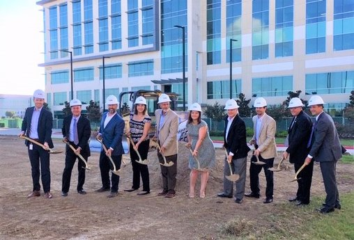 Avison Young appointed exclusive leasing agent for 150,920-sf  class A office building under construction in Katy, TX