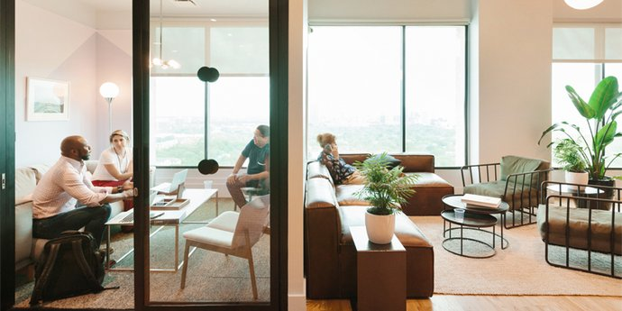 Flexible Workspace - Survival of the Fittest