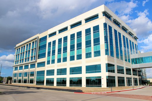 Completion of Phase II, Katy Ranch Offices unphased by COVID-19 challenges